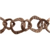 Chain Irregular 25mm Antique Copper